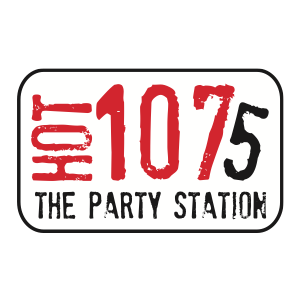Hot 107.5 Logo