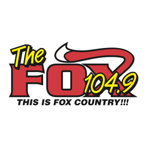 The Fox 104.9 logo
