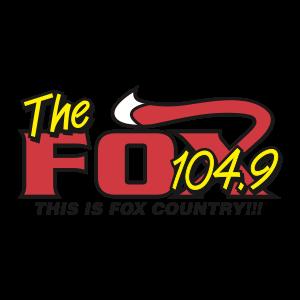 The Fox 104.9 logo